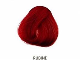 RUBINE, Farba na vlasy značka Directions, cena za jednu krabičku s objemom 88ml.