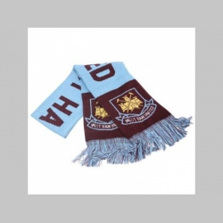 West Ham United šál 100%akryl