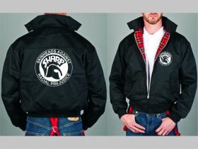 Sharp Skinheads Bunda Harrington s hrejivou podšívkou farby RED TARTAN, obojstranné logo (s kapucou iba v čiernej farbe je za 42,90euro)
