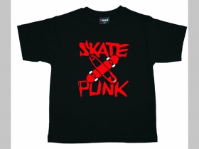 Skate Punk  detské tričko 100%bavlna Fruit of The Loom