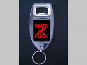 Skate punk otvarák / kľúčenka