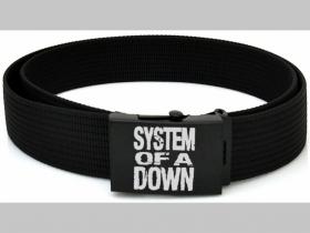 System of a Down plátený opasok