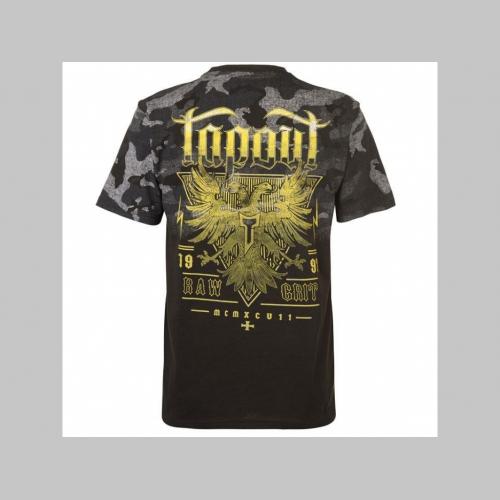 f6e3c4c599c5 Tapout pánske tričko s obojstrannou potlačou