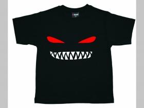 Skull smile  detské tričko 100%bavlna Fruit of The Loom