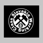Working Class Slovakia polokošela s rôznofarebným lemovaním okolo límčekov a rukávov na výber podľa vášho želania!