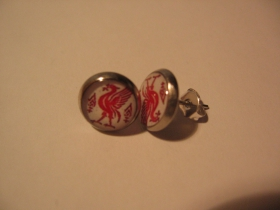 FC Liverpool, náušnica, priemer 0,9mm (cena za 1ks!)